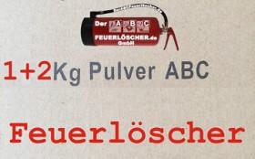 1 + 2 kg Pulver-Auflade