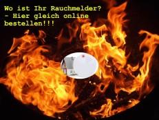 Rauchmelder/ Blockbatterie