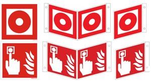 Brandmelder (manuel) ISO