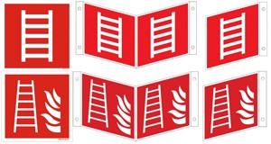 Leiter-Rettungsleiter ISO