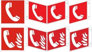 Brandmeldetelefon ISO