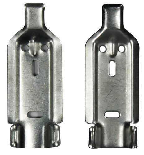 Feuerlöscher- Wandhalter verzinkt für 6/ 9/ 12 kg Gerät
