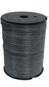 Plombenspiraldraht Eisen verzinkt 30/ 30 1kg Spule, 2- fädig gezwirnt