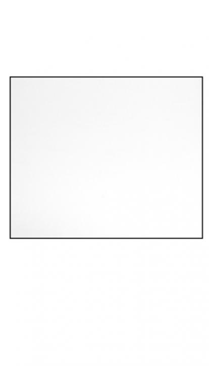 Ersatzscheibe Gr. ca. 60x120x1,2mm