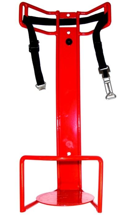Feuerlöscher- KFZ- Halter für 9- 12 kg Geräte bis 200 mm Ø