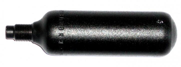 CO2 Einweg Patrone passend für Essmann / Jet mit Gewinde M14x1,25, schwarz 24 g