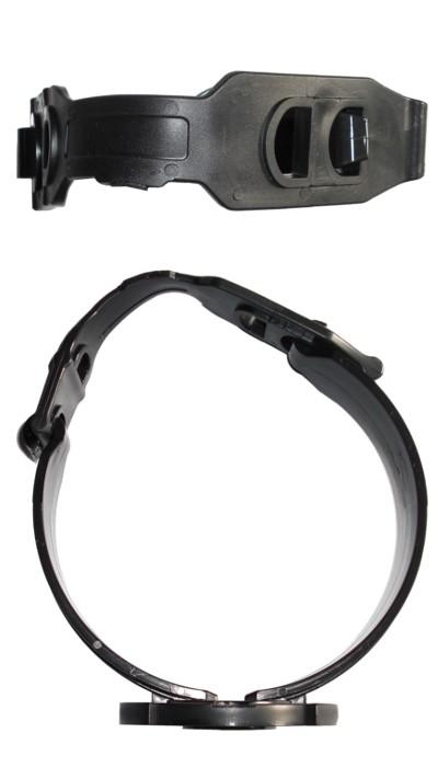 Befestigungsband  GIMBOX Kunststoff schwarz für 6 kg