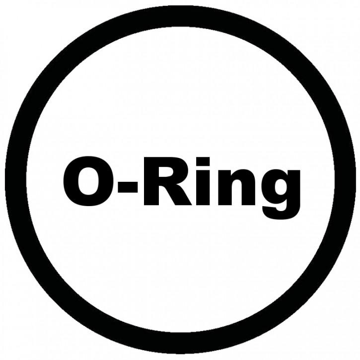 O-Ring  7,66 x 1,78   für Manometer NBR 70