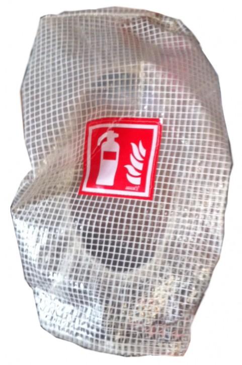 Gitternetzschutzhaube für 2 kg Feuerlöscher ISO