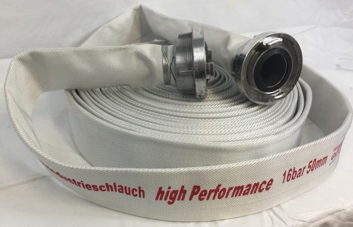 high Performance Bau und Industrieschlauch 20 Meter Storz 38