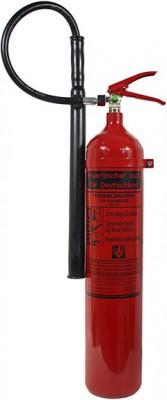 2 x 5 kg CO2 Feuerlöscher Kohlendioxid DIN EN 3 , GS, Rating = 5 LE  mit oder ohne Instandhaltungsnachweis erhältlich!
